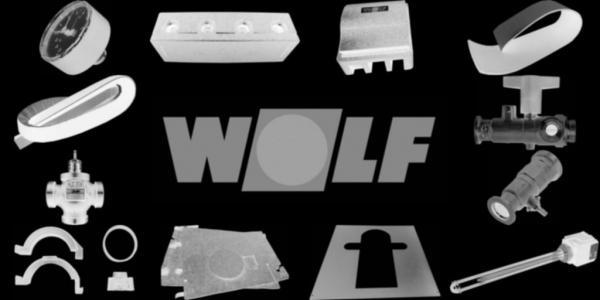 WOLF 8900750 Schalldämmhaube komplett, Smaragd