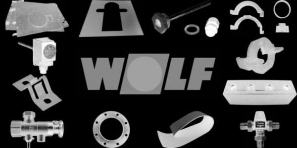 WOLF 8901019 Verkleidung Seitenteil links, Safir