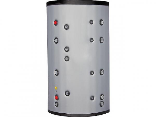 Hygiene-Kombispeicher MXW 1500 ohne Wärmetauscher, Inhalt 1472 L