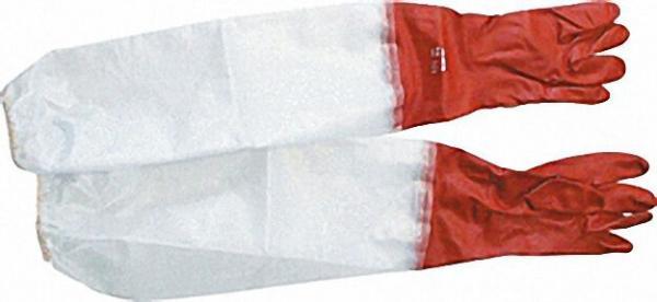 PVC-Handschuhe 700mm lang Paar
