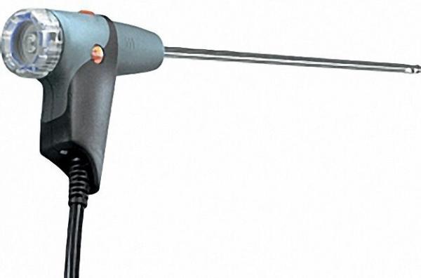 Rauchgassonde 6mm, 180mm lang für testo 327 1-3 (Sondenrohr nicht abnehmbar)