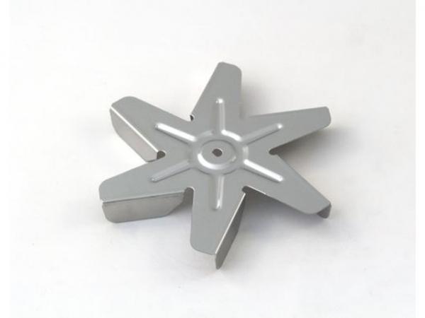 WOLF 2576008 Umlaufrad für Abzugsventilator D 150mm