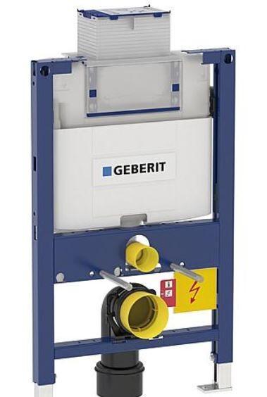GEBERIT Duofix Element für Wand-WC 82cm mit Omega UP-SPK 12cm Bet. vorne/oben