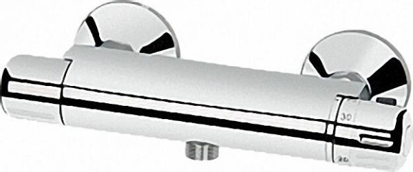 EVENES Thermostat-Mischbatterie Typ Globos verchromt