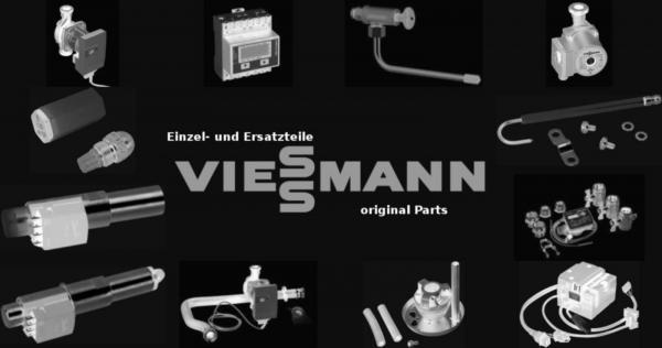 VIESSMANN 5138071 Kabelkanal Türblech