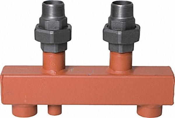 MAGRA Hydraulische Weiche WST 60-24 zum Anschluss an Kesselverteiler 60-12,5 und F 87-12,5 ()