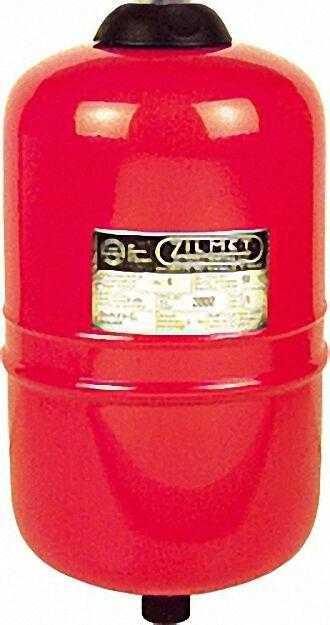Druckausgleichsgefäß für Öl 18 Liter 26cm dm Zilflex EL 18L