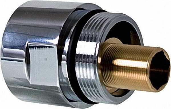 ELSTER LA0189461 Universal-Verlängerungsbausatz messing verchromt, 25mm,1''