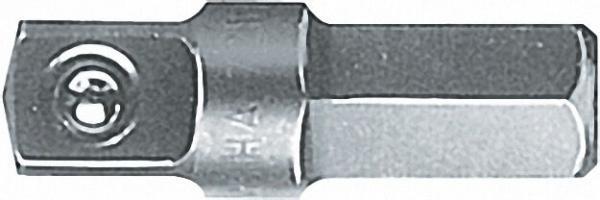 Werkzeugschaft, Form C 6, 3 Typ 7210, 3/8 x 1/4 x 30