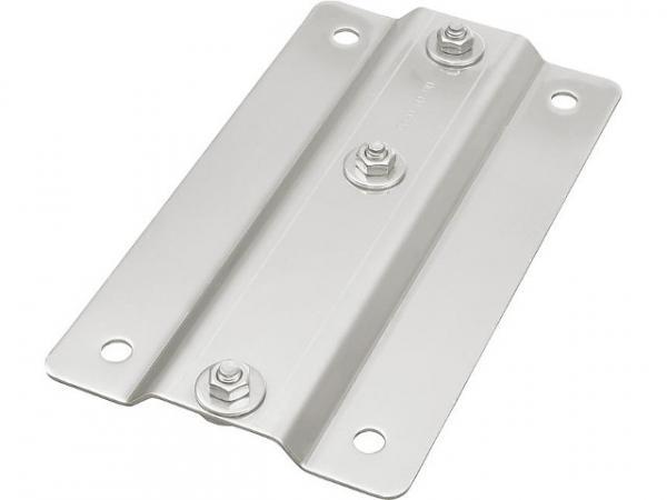 Abstandsmontageplatte für Wandkonsole DN 150/210 Wandabstand 80-100mm
