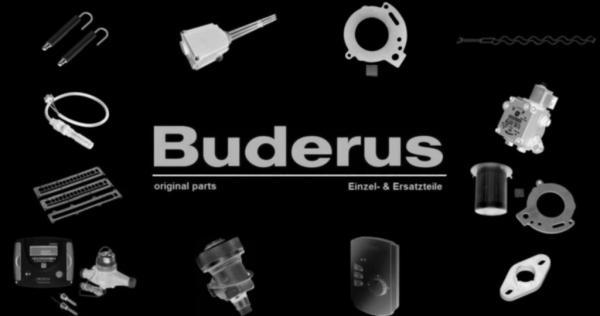 Buderus 5340492 Geräteschild G324L