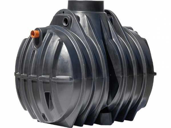 Kunststoff-Erdtank ET-7000-B-P BASIS 7,000 l