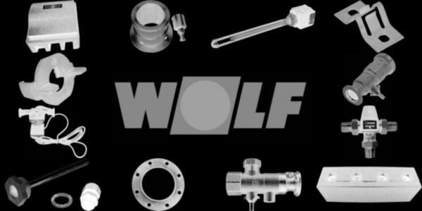 WOLF 8900877 Verkleidung Rückwand, Topas