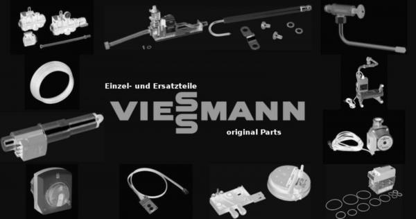 VIESSMANN 7834160 Manometer 0-4bar mit Kapillar (weiß)