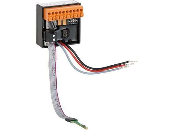 Lunos 040089 Universalsteuerung 5/UNI FT mit Feuchte Temperatur und Nachlaufmodulfür e go und e²