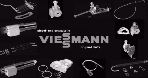 VIESSMANN 7840053 Anschlussrohr Zusatzwärmetauscher