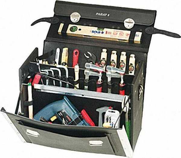 Werkzeugtasche mit Mittelwand 5471,000-31 460 x 210 x 340