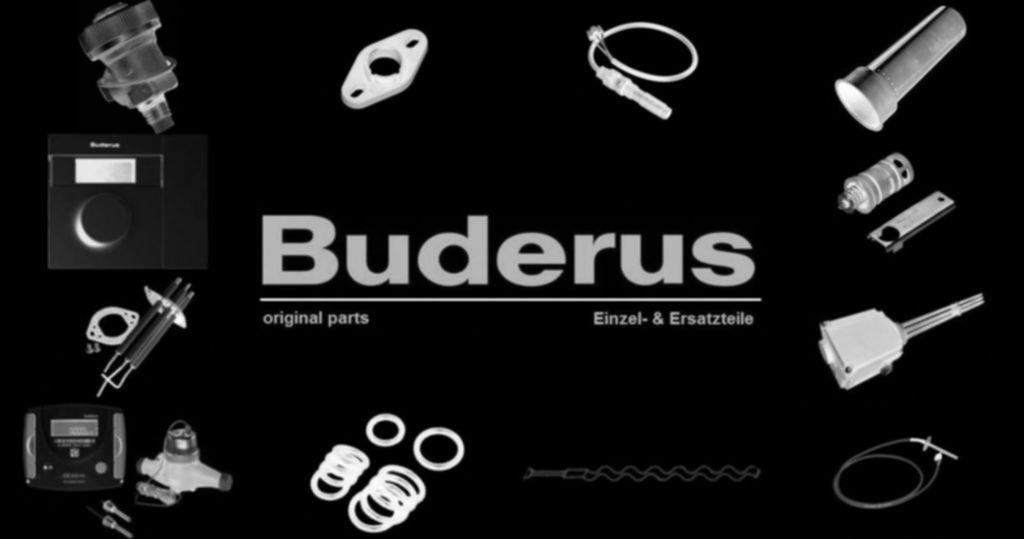 """Buderus 87183101280 Schlauch 1/2"""" L=1280"""