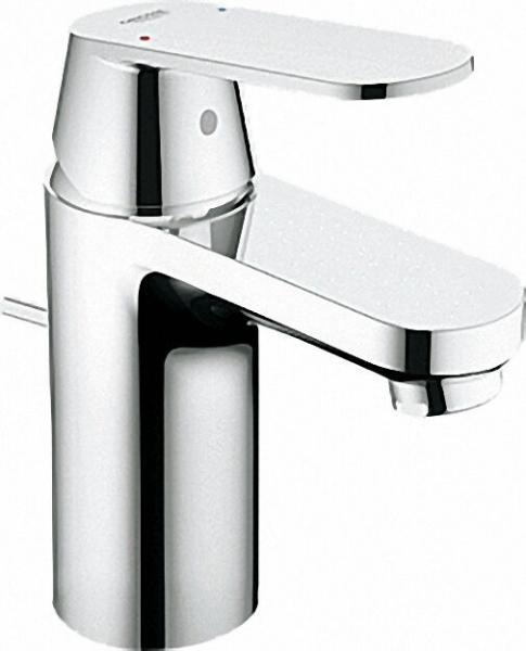 GROHE Einhand-Waschtischbatterie Eurosmart Cosmopolitan mit Zugstangen-Ablaufgarnitur