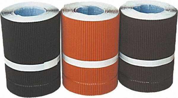 Aluflexband Rolle an 5 m braun