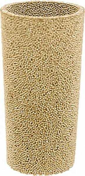 Ersatzteile AKA - Heizölfilter Filtereinsatz aus Sinterbronze 55mm lg. durch u,22mm, durch o,26mm Ty