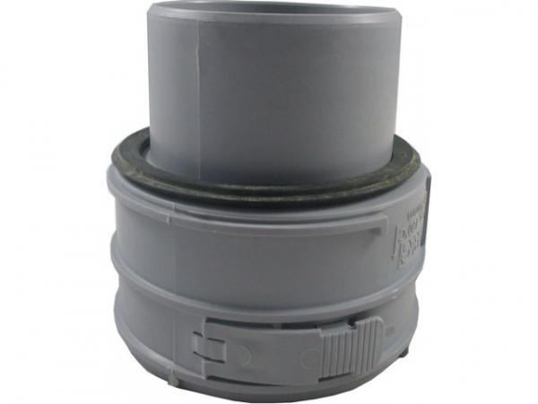 WOLF 2651646 Anschlussnippel für Abgasleitung DN80flexibel