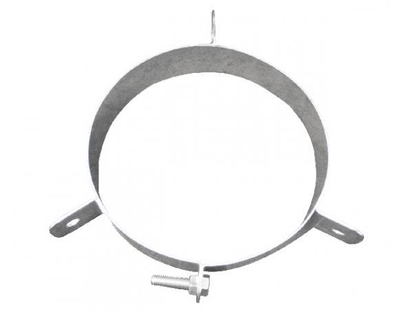 2 / 3 Punkt Abspannschelle AWE D 160/230 mm Geeignet für Öl und Brennwert, Gasbrennwert, BHKW, Brenn