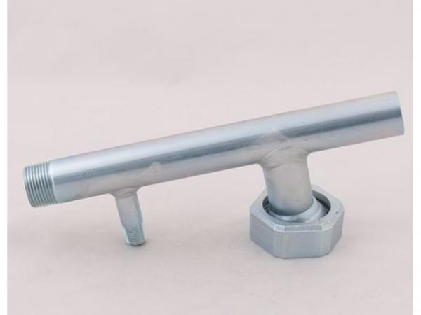 WOLF 2428051 Gewinderohr für Gasstrecke
