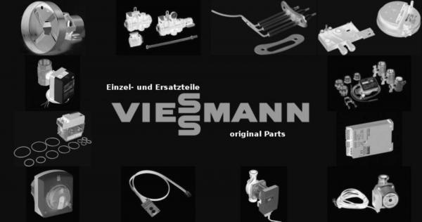 VIESSMANN 7237945 Deckel vorn 3001075/85