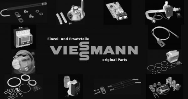 VIESSMANN 7404447 Frontplatte mit Elektronik