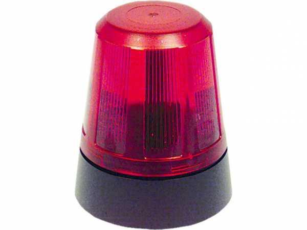 Blitzsignallampe 230 V/ 50 Hz funkentstört BAL-230