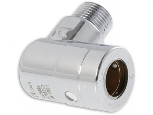 De sécurité-gassteckschlauch 500 mm DN 12 Rp 1//2