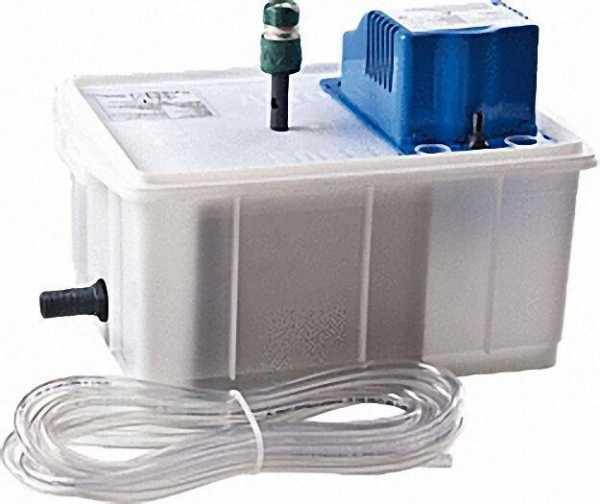 Neutralisationsbox mit Pumpe RNA-Komfort XL-P Öl/Gas bis 500 kW