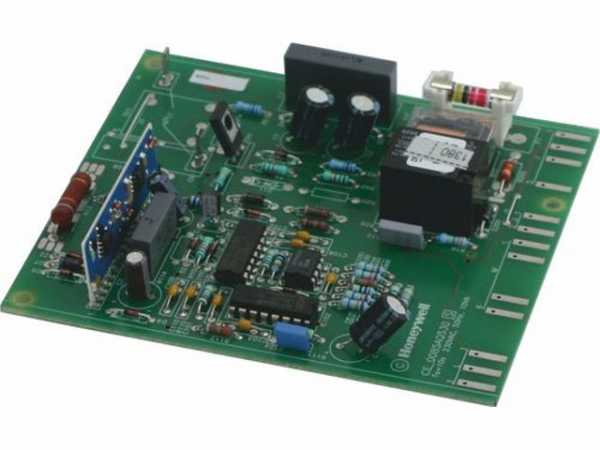 WOLF 2799100 Gasfeuerungsautomat (Platine)für interne Zündung GU-(1)E(K)(ersetzt Art.-Nr. 8601907, 279910099)