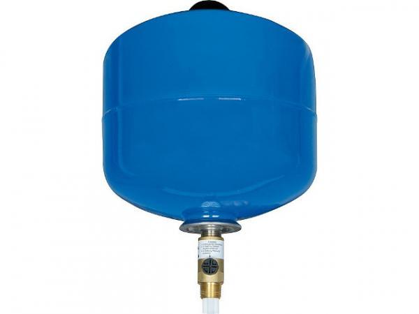 Ausdehnungsgefäß Trinkwasser Extravarem 18 Ltr. mit Absperrventil,