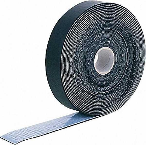 Solar EPDM Band 15 meter lang 50mm breit 3mm dick