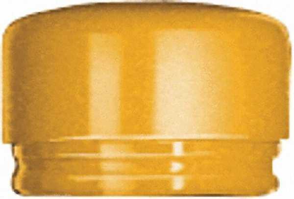 Schlagkopf gelb für rück- schlagfreien Schonhammer Typ 800K, 40 x 45