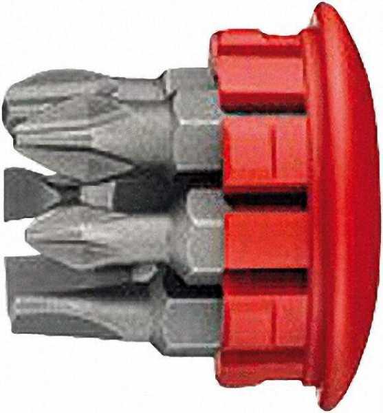 WIHA Bithalter, magnetisch Schlitz + Phillips Standard-Bits Länge 25mm