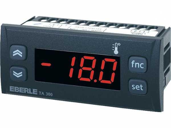 EBERLE Temperaturanzeige TA 300, Digital Pt 100