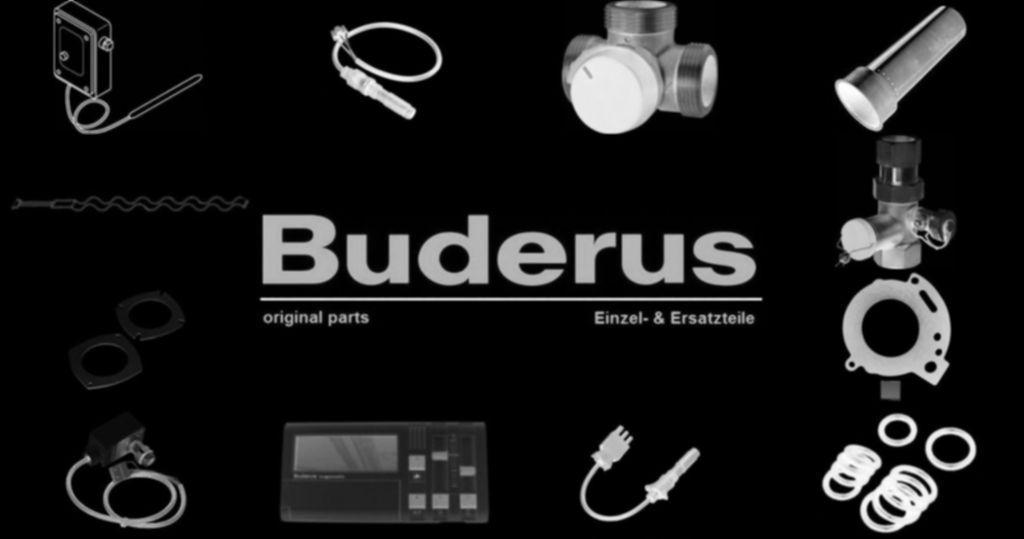 Buderus 8738207276 Schlauchschelle DN32 Schlauchschelle DN32