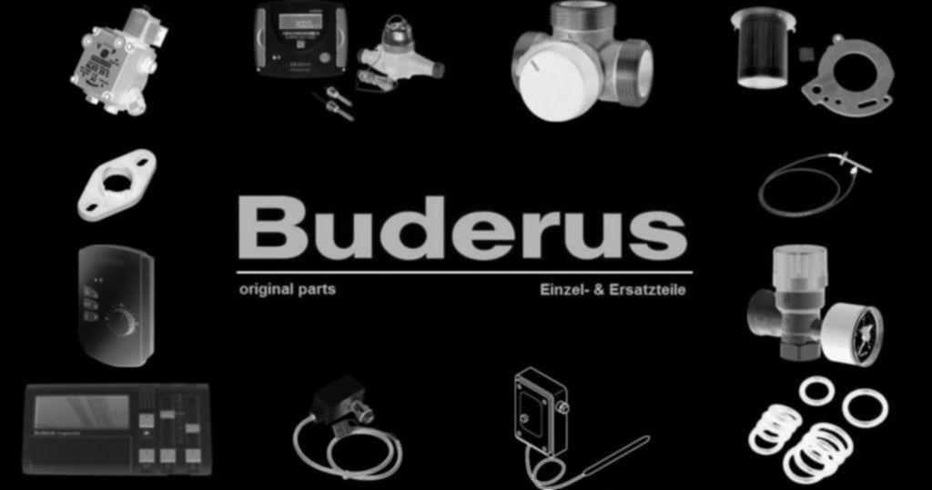 Buderus 8718590217 Sicherheitsgruppe rechts kpl everp