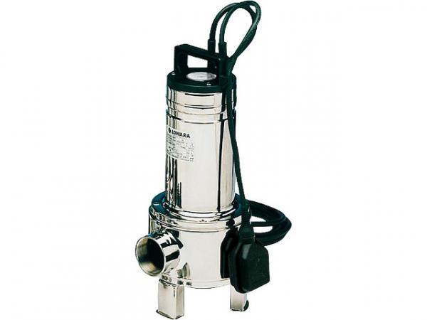 LOWARA Schmutzwasserpumpe DOMO 15/B mit Schwimmschalter 1,10kW