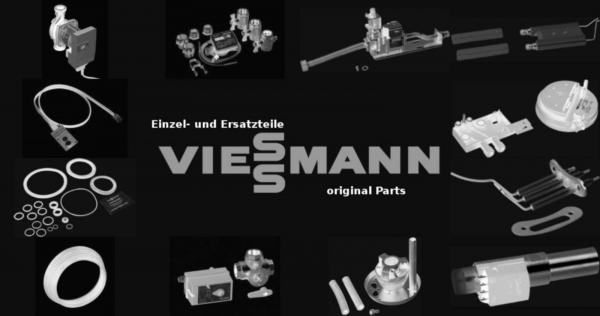 VIESSMANN 7206293 Vorderblech oben
