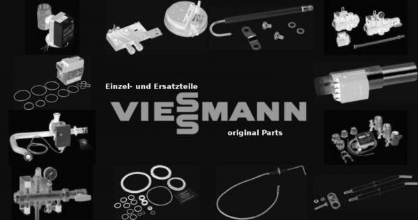 VIESSMANN 7306527 Verschlussgehäuse Brennergehäuse