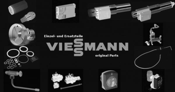 VIESSMANN 5204352 Frontplatte FB-Teil Dekamatik-D1