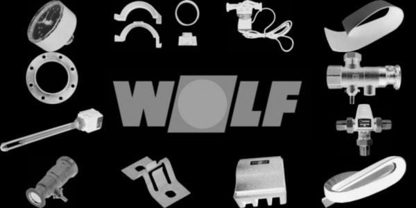 WOLF 8907165 Verkleidung Rückwand links, Weiß