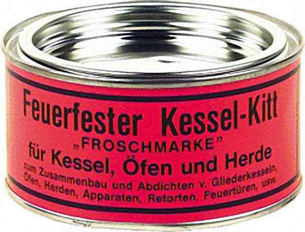 KESSEL Kitt Feuerfest bis 1000 °C 1 kg Dose