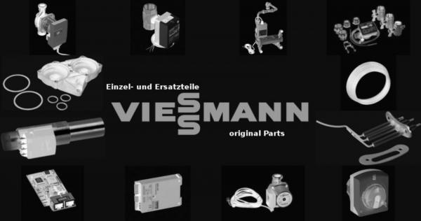 VIESSMANN 7819004 Wellrohr DN25 L=630mm