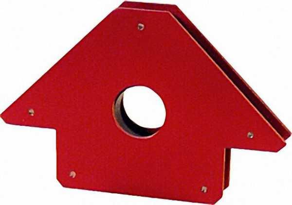 Permanent-Mehrfach-Winkel-Magnet Abmit 160 x 20 x 100mm 1 Stück