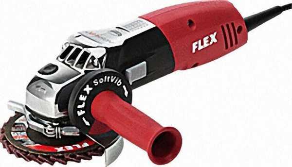 FLEX Winkelschleifer LE 14-7 125 INOX 7500/min, 1400 Watt
